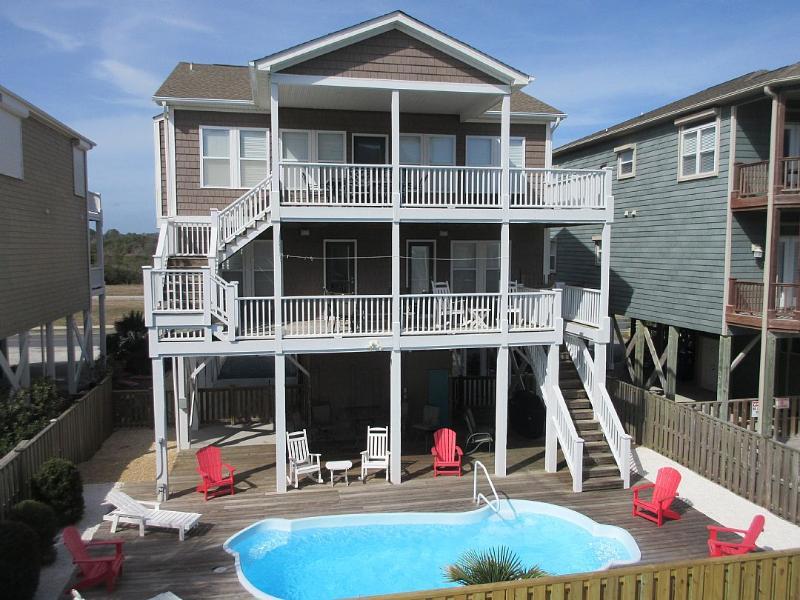 390 East Second Street - East Second Street 390 E2 - Davis-Bieggers - Ocean Isle Beach - rentals