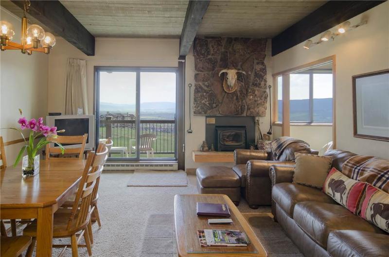 Storm Meadows Club C Condominiums - CC315 - Image 1 - Steamboat Springs - rentals