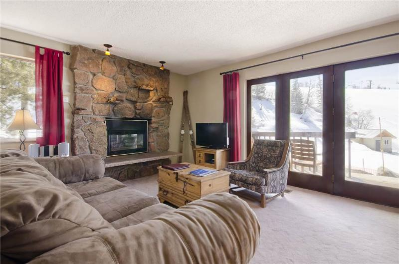Storm Meadows East Slopeside - SE038 - Image 1 - Steamboat Springs - rentals