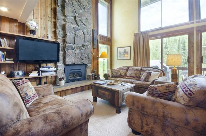 Storm Meadows Townhouses - STH20 - Image 1 - Steamboat Springs - rentals