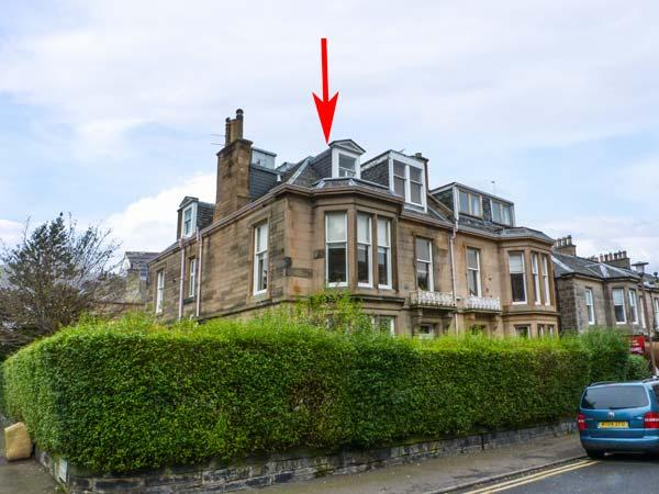14/3 MENTONE TERRACE city apartment, all second floor in Edinburgh Ref 934984 - Image 1 - Edinburgh - rentals