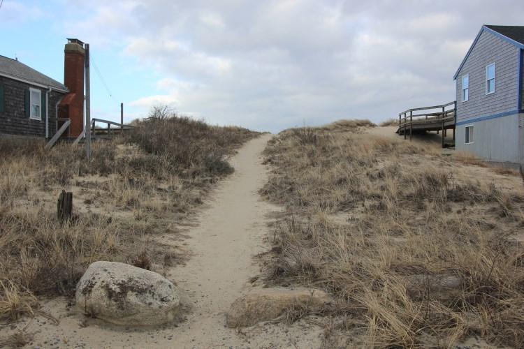 Path to Beach - 244 Phillips Rd - Sagamore Beach - rentals