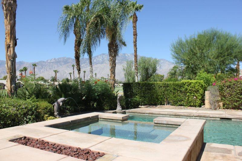 THREE BEDROOM VILLA ON S NATOMA WITH PRIVATE POOL & SPA - VPS3MUE - Image 1 - Cathedral City - rentals