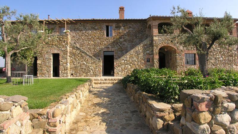 La Rosellana - Image 1 - Castiglioncello del Trinoro - rentals