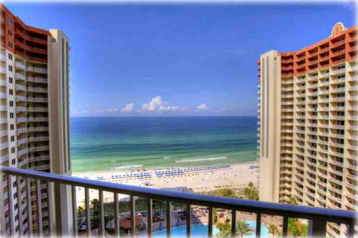 1518 Shores of Panama - Image 1 - Panama City Beach - rentals
