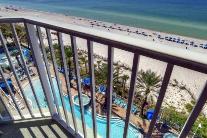 C-809 Boardwalk Beach Resort - Image 1 - Panama City Beach - rentals