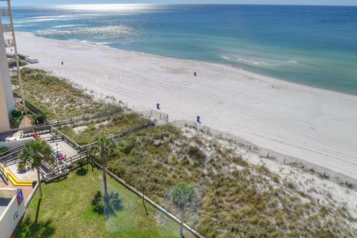 821 Top of the Gulf - Image 1 - Panama City Beach - rentals