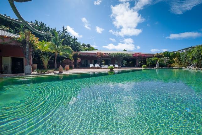 Villa African Queen St Barts Rental Villa African Queen - Image 1 - Grand Cul-de-Sac - rentals