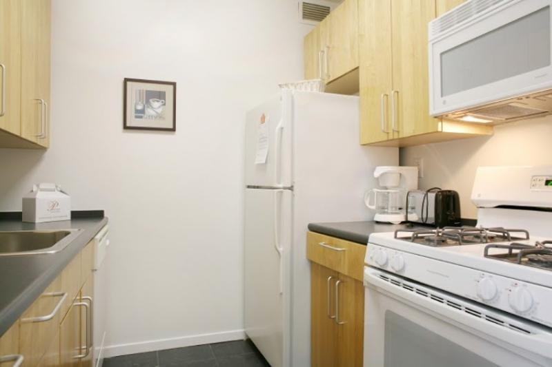 Neat and Bright Studio Apartment in New York - Image 1 - New York City - rentals