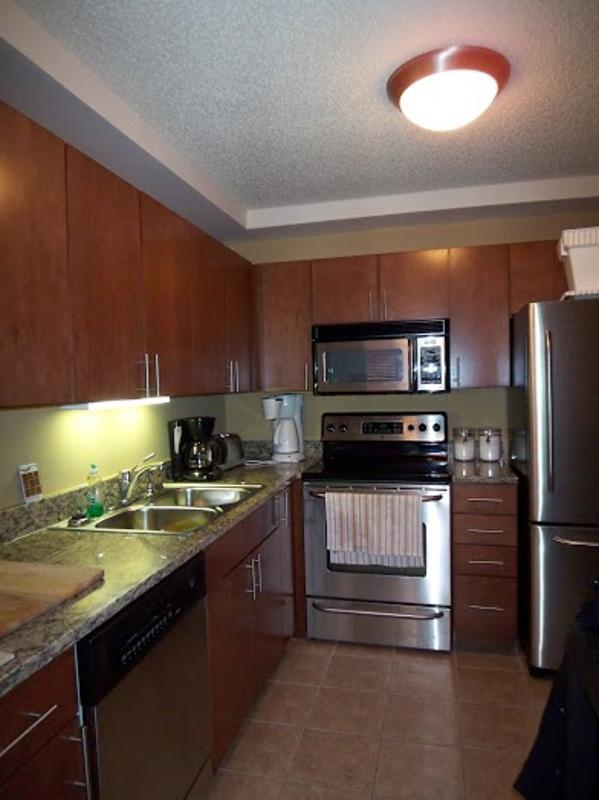 Nice 1 Bedroom, 1 Bathroom Condo in Chicago With Laundry in Unit - Image 1 - Chicago - rentals