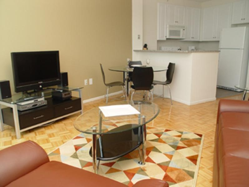 GLAMOROUS 1 BATHROOM FURNISHED STUDIO APARTMENT - Image 1 - Jersey City - rentals