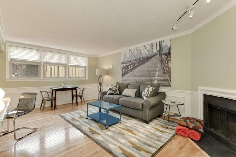 MODERN AND FULLY FURNISHED 1 BEDROOM APARTMENT - Image 1 - Washington DC - rentals