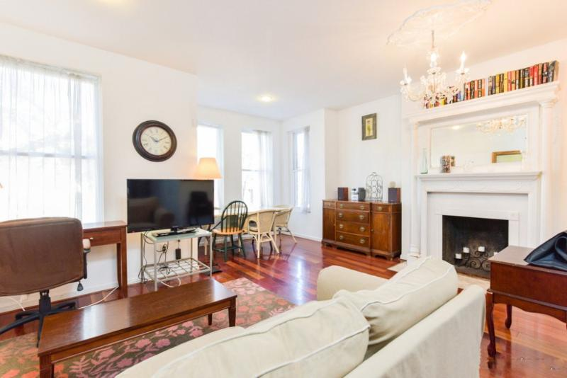 RENOVATED AND FURNISHED 1 BEDROOM CONDO - Image 1 - Washington DC - rentals