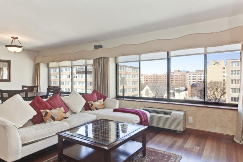 Furnished 2-Bedroom Condo at I St NW & 24th St NW Washington - Image 1 - Rosslyn - rentals