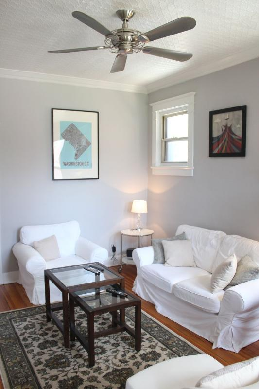 SUNNY AND BEAUTIFULLY FURNISHED 1 BEDROOM APARTMENT - Image 1 - Fairlawn - rentals