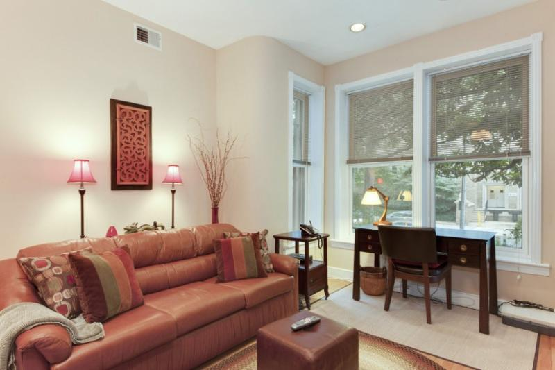 Neat and Elegant 1 Bedroom Apartment in Washington - Image 1 - District of Columbia - rentals