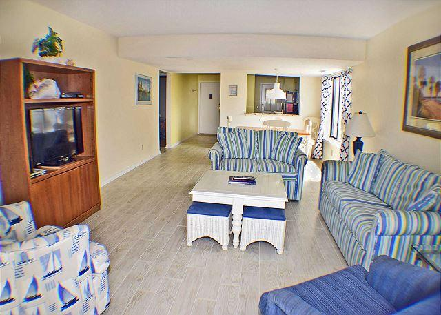 Courtside 46 - Forest Beach 1st Floor Flat - Image 1 - Hilton Head - rentals
