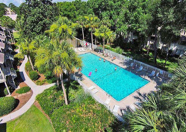 Courtside 10 - Ground Floor - Short walk to the Beach - Image 1 - Hilton Head - rentals