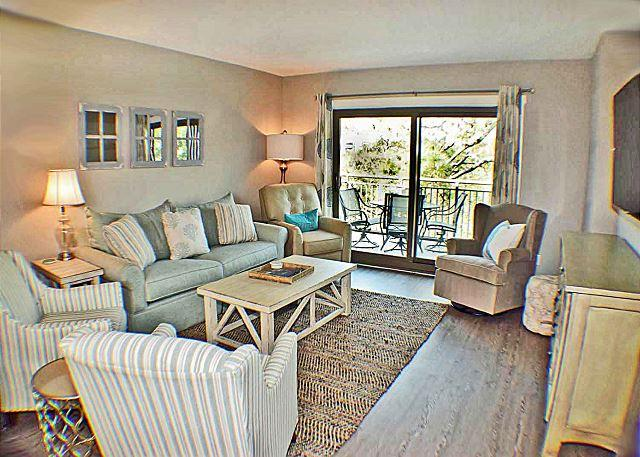 Ocean One 504 -Must See!! Updated Beachside 5th Floor Condo - Image 1 - Hilton Head - rentals