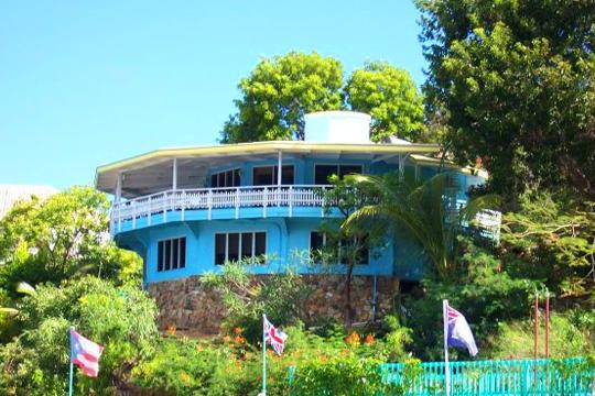 Leverick Bay Vista Villa - Image 1 - Virgin Gorda - rentals
