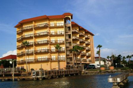 Galleon Bay condominium - bayfront with boat slips - Image 1 - South Padre Island - rentals