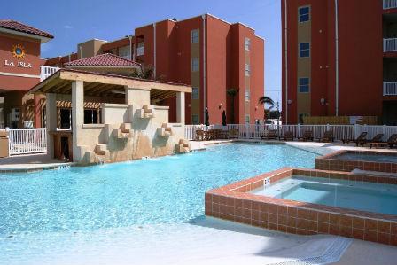 La Isla Luxurious Mediterrean styl next Schliterbn - Image 1 - Port Isabel - rentals