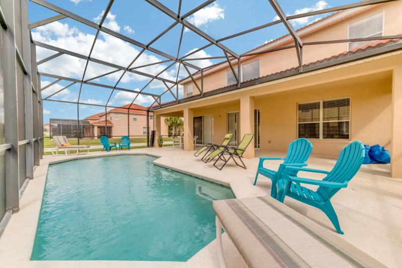New 7BR Disney Pool Home - Image 1 - Orlando - rentals