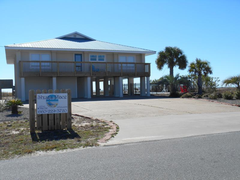Beachfront Paradise!! - *Beachfront 5 BR/4B Home*Private Pool*Sleeps 12 - Saint George Island - rentals