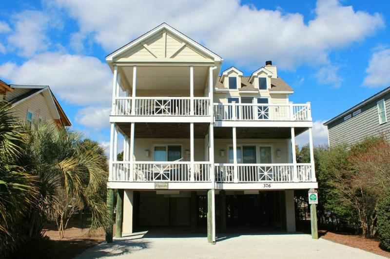 Flipside - Litchfield Beach House - Image 1 - Pawleys Island - rentals
