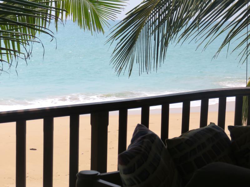 Wake up to the Indian Ocean on your doorstep - Sunset Reef - Hikkaduwa - rentals
