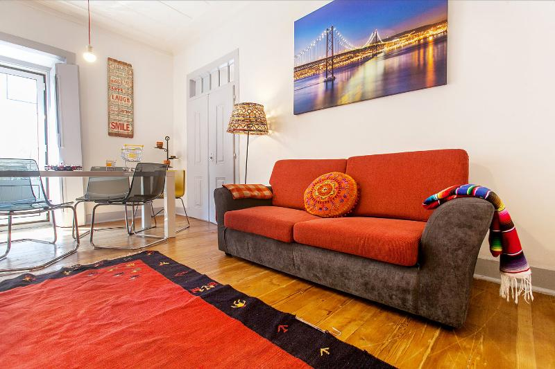 Living Room - Príncipe Real House - Lisbon - rentals