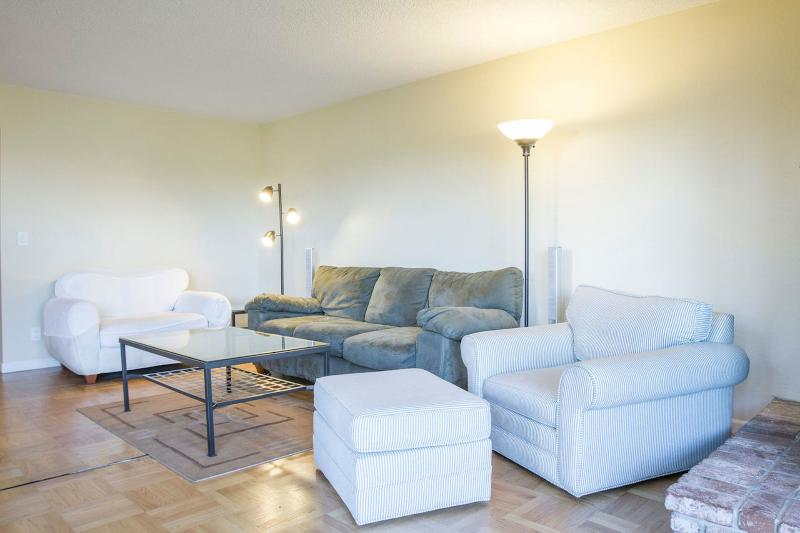 Large Central 3BR/2BA with parking - Image 1 - San Francisco - rentals