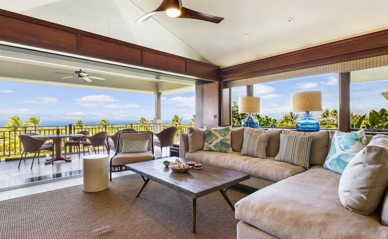 3BD Hainoa Villa (2905D) at Four Seasons Resort Hualalai - Luxury 3BD/3BA Four Seasons Villa Ocean Views - Kailua-Kona - rentals