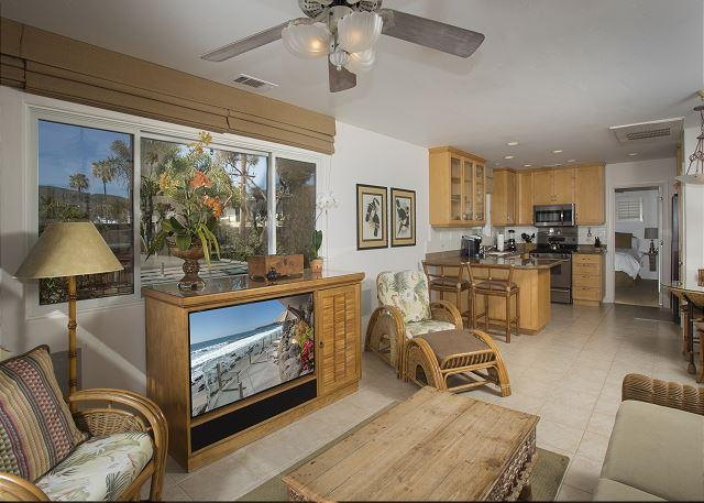Villa Lanai - 1 Bdrm- oceanfront prop- awesome view decks, private access to water. - Laguna Beach - rentals