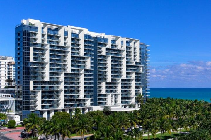 Lavish Ocean View Suite at the Opulent W Resort in South Beach Including Luxury Amenities - Image 1 - Miami Beach - rentals