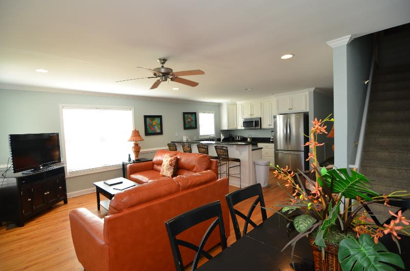 Summerwinds - Image 1 - Kure Beach - rentals