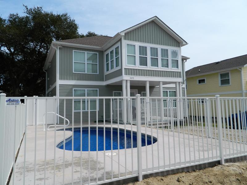 New Pool for Summer 2016!!! - Beautiful New home with New Private Pool! - North Myrtle Beach - rentals