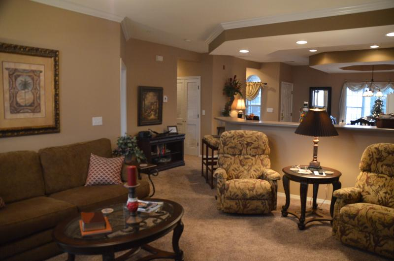 Luxury is evident in every detail of this beautiful exclusive unit! - Highest Luxury Condo - Details abound! - Branson - rentals
