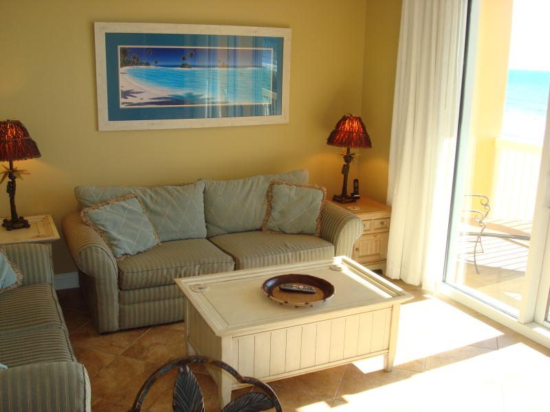 Welcome to this adorable 3rd floor condo at Calypso Resort, next to Pier Park - PERFECT BREAK@CALYPSO! 3rd Flr, FREE Bch Chrs&WIFI - Panama City Beach - rentals