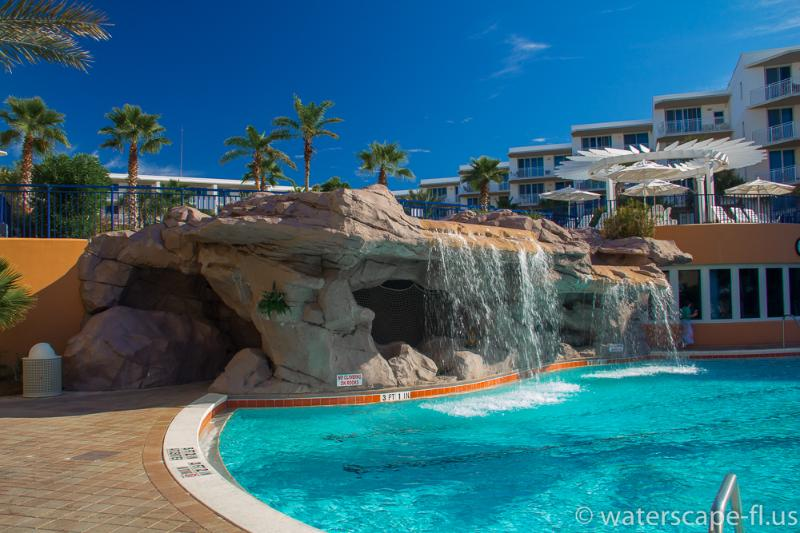 Waterscape - on the Beach, Lazy River, Water Falls - Image 1 - Fort Walton Beach - rentals