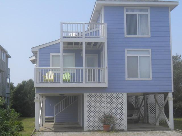 Unit B:  Gulf view and short walk to the beach - Image 1 - Gulf Shores - rentals