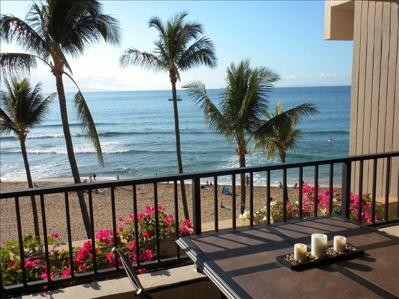 KAANAPALI ALII Oceanfront #356 LUXURY 2BDM - Image 1 - Kaanapali - rentals