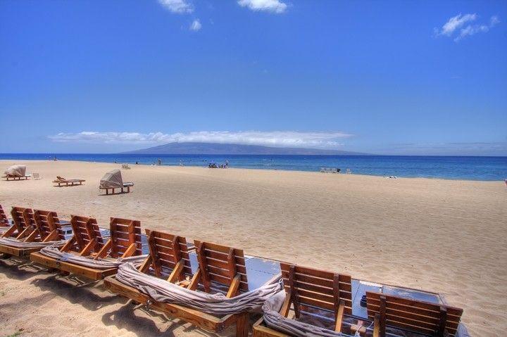 EARLY MORNING ON THE FAMOUS KAANAPALI BEACH! - MAUI KAANAPALI ALII #456 LUXURY 2BDRM 2BATH CORNER - Kaanapali - rentals