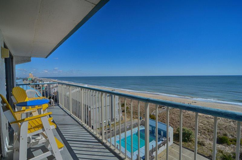 Paradise Towers 601 As Good As It Gets - Image 1 - Carolina Beach - rentals