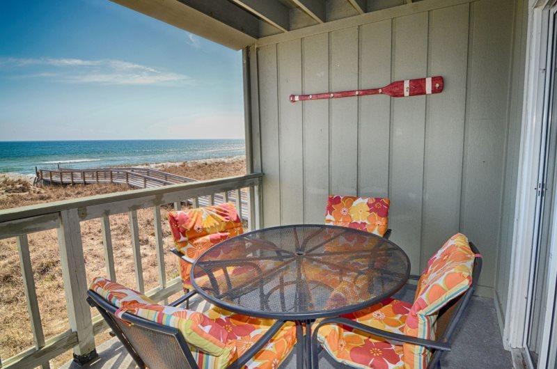 Sands IV 2C 2BR/2BA OCEANFRONT CONDO - Image 1 - Carolina Beach - rentals