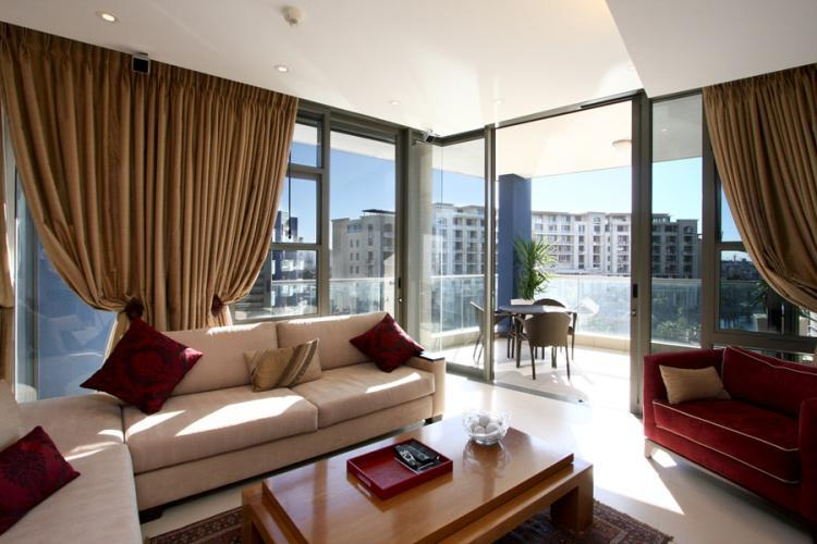 Luxury Harbourside Waterfront Apartment - K410 - Image 1 - Cape Town - rentals