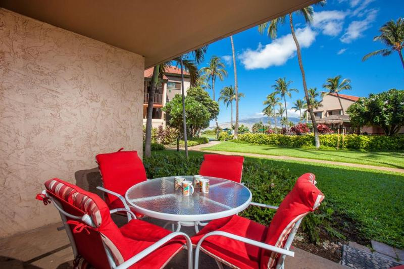 lanai - Central to Everything in Maui! - Kihei - rentals