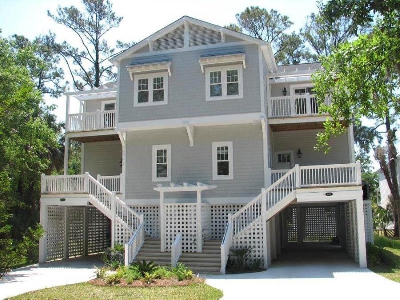 5BR 4BA Lovely Edisto Beach House - Image 1 - Edisto Island - rentals