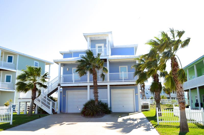 Ocean View Beach House 4 bed/3 bath Port Aransas - Image 1 - Port Aransas - rentals