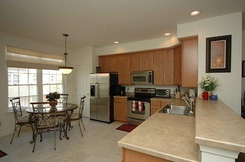 Kitchen - Luxury Beach Townhome - Rehoboth Beach - rentals